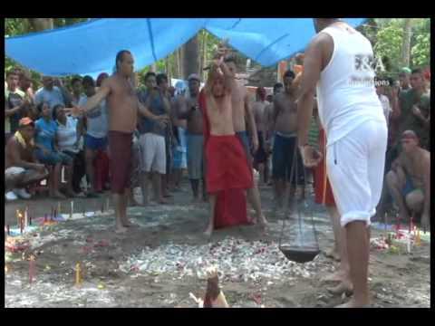 Pase Sagrado en Vidrio 2010