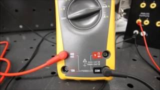 How to measure a 4 to 20 mA Current Signal (Ultrasonic Level Lab 2)