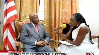 Liberia's 2017 President Election - The Pulse on JoyNews (17-7-17)