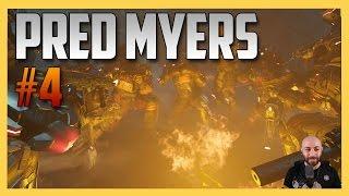 Predator Myers #4 - FULL INVISIBLE MICHAEL MYERS.