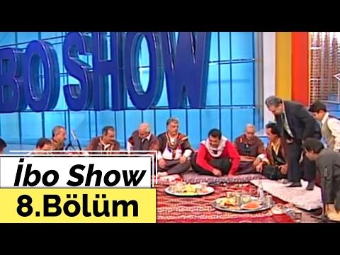 İbo Show 8. Bölüm Urfa Sıra Gecesi 1997