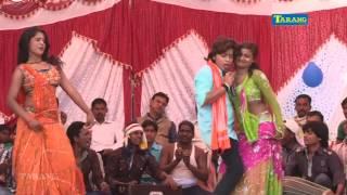 देहाती चइता  -लुगा उठाके  कटनी करे चली भौजी - Vishal Gagan Bhojpuri Chaita Video Song