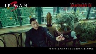 Ip Man 3 - Fast Striking Clip