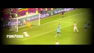Luka Modric Amazing Passing Technique HD