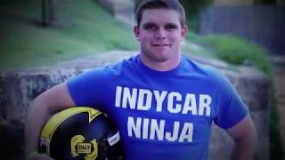 Conor Daly American Ninja Warrior