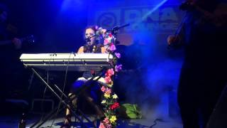 Victoria and the Vaudevillains live at DNA