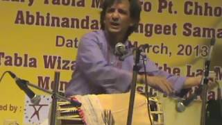 Pakhawaj Maestro Pt. Dalchand Sharma Presents 'Swar Laya Samvad'