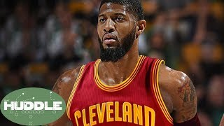 Paul George Being Traded to the CAVS!!? -The Huddle