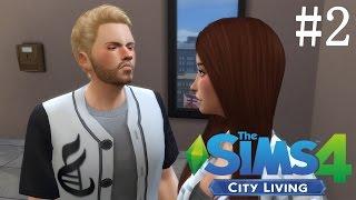 The Sims 4 City Living : มหานครซ่อนรัก ตอนที่ 2