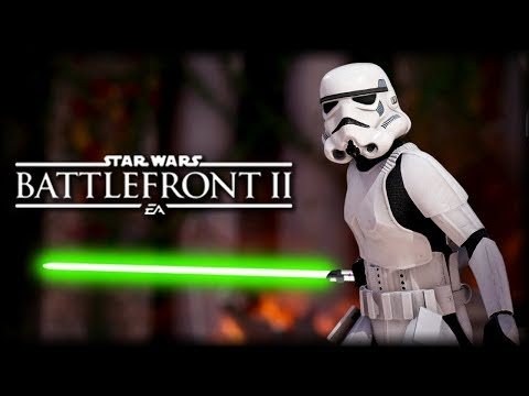 Star Wars Battlefront 2 Funniest Moments of 2017