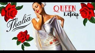 THALIA - CARRERA (Video Clip mix 1990/2017 HD)