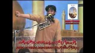 Zakir Waseem Abbas Baloch-shahadat of Jodi