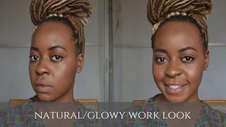Natural/Glowy Work Makeup Tutorial | OmogeMuRa