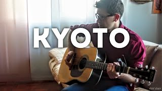 Kyoto - Skrillex ft. Sirah (Fingerstyle acoustic guitar cover) [+ FREE TABs]