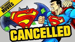 Cancelled BATMAN V SUPERMAN MOVIE Animated Pt 2