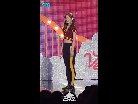 [예능연구소 직캠] 레드벨벳 파워 업 슬기 Focused @쇼!음악중심_20180811 Power up Red Velvet SEULGI