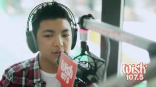 Darren Espanto   Chandelier Sia LIVE Cover on Wish FM 107 5 Bus HD