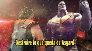 Escenas Post-Creditos Thor Ragnarok- Analisis!