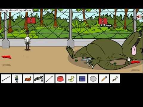 Obama Jurassic Park Walkthrough