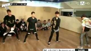 WIN vs JYP Dance Battle (JYP Trainee Dance Team) #GOT7