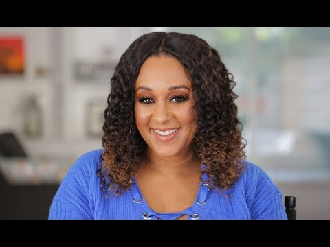 Tia Mowry's Tips for Curly Hair Extensions Quick Fix