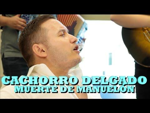 """""""EL CACHORRO"""" DELGADO - MUERTE DE MANUELON (Versión Pepe's Office)"""