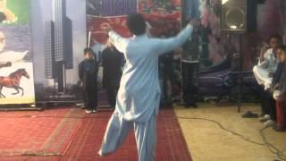 Afghan  mast  dance