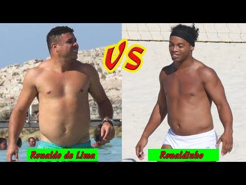Xxx Mp4 Ronaldinho Vs Ronaldo De Lima Transformation 2018 Who Has Better 3gp Sex