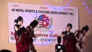Fulyo babari (Nepali dans)