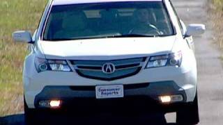 2007-2013 Acura MDX Review | Consumer Reports