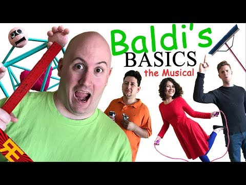 Xxx Mp4 BALDI S BASICS THE MUSICAL Live Action Original Song 3gp Sex