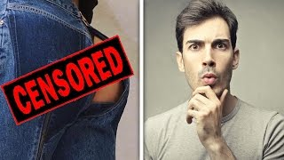 Open Butt Jeans Are Selling Out