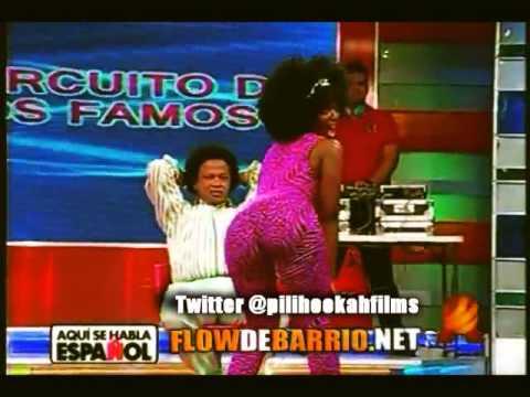 Amara La Negra Bailando Menea Tu Chapa D Wilo D New