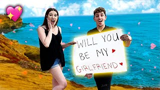 DATING my EX GIRLFRIEND for 24 HOURS... **super awkward**
