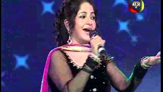 Sadhna Singh's Performance Suro Ka Maha Sangram  Grand Finale Final (SKMS)  13-06-2012 - Mahuaa TV