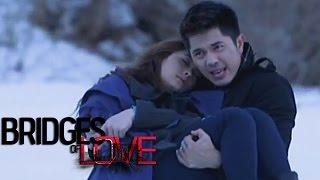 Bridges of Love: Carlos carries Mia