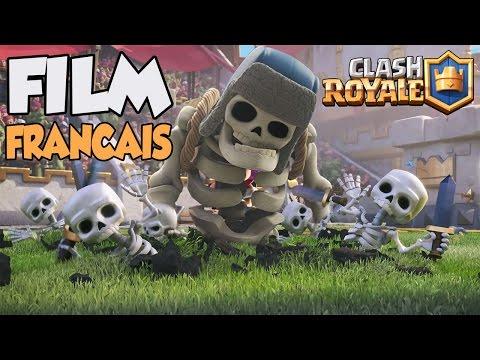 FILM CLASH ROYALE EN FRANÇAIS COMPLET