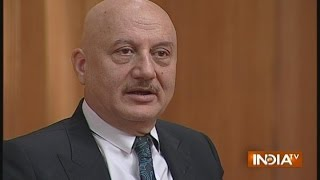 I Am a Chamcha of Modi: Anupam Kher in Aap Ki Adalat