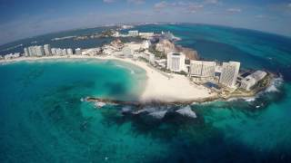 Cancun Hotel Zone 2016 4k