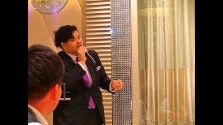 結婚式余興 歌うま男子が熱唱!会場が大盛り上がりした AI - Story(ストーリー)
