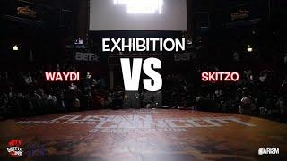 WAYDI vs SKITZO | Exhibition Battle | Fusion Concept 2017