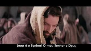 clip Jesus Cristo e o senhor
