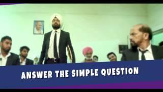 Win Movie Tickets Of 'Ravinder Grewal's' Upcoming Punjabi Film 'Judge Singh LLB' | PTC Punjabi