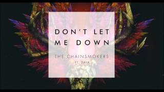 Don't Let Me Down - The Chainsmokers ft Daya (Acoustic Piano Cover) | Audio