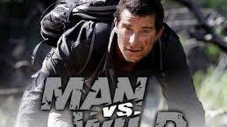 Discovery চ্যানেল এর Man Vs Wild গেইমস খেলুন আপনার এন্ড্রোয়েড ফোনে।