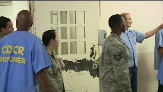 Inmates Share Powerful Message With Military Members