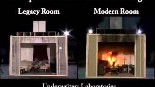 New vs Old Room Fire Final UL