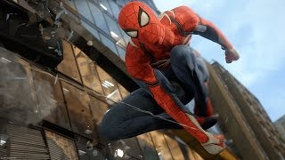 Spider-Man PS4 E3 2016 Teaser