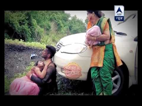 Roshni-Sid meet with an accident!