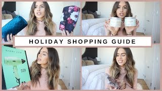 Simple and Affordable Holiday Gift Guide For Her